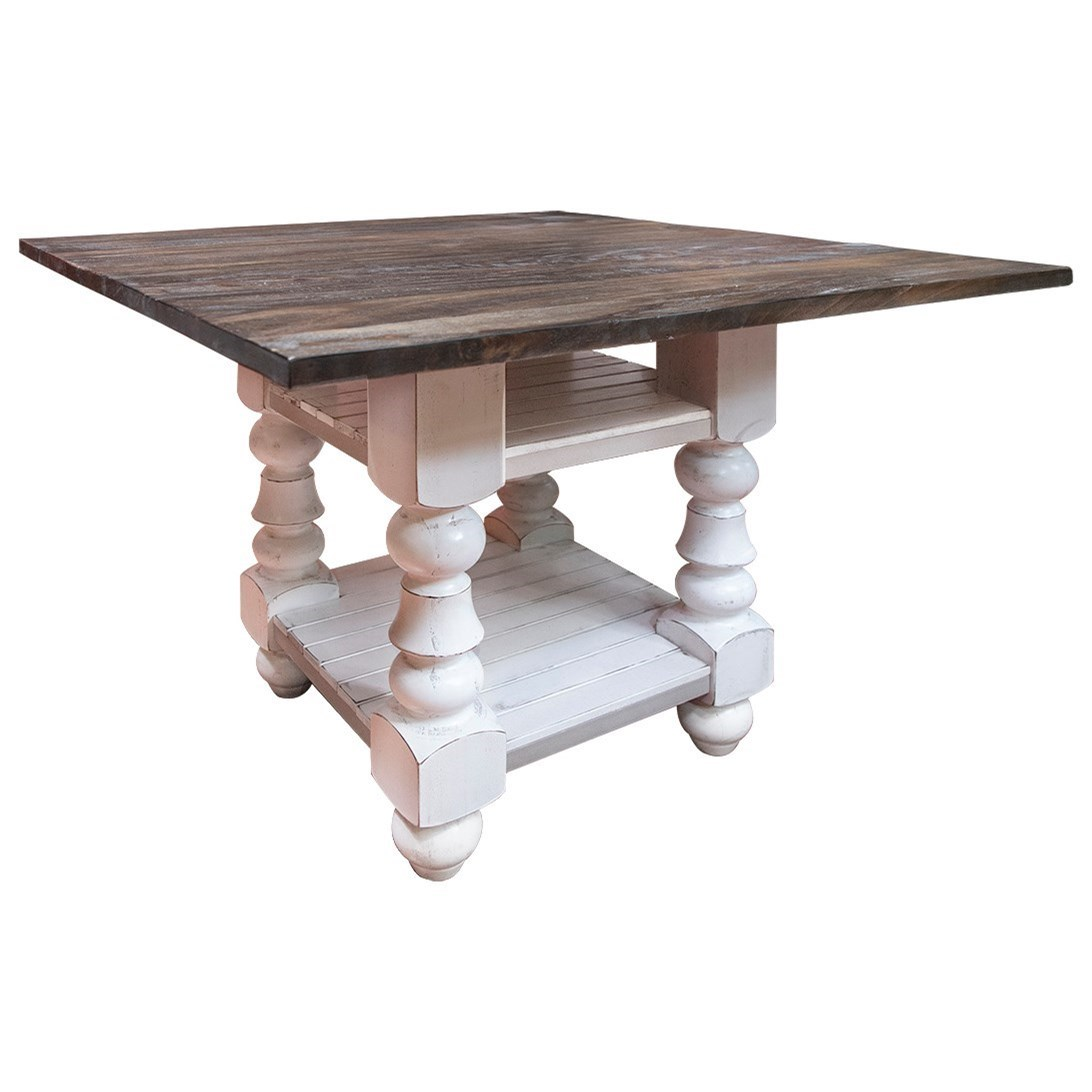 Rock Valley Counter Height Table by International Furniture Direct at Zak's Home