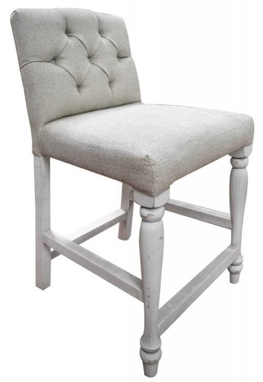 Rock Valley Upholstered Barstool by International Furniture Direct at Houston's Yuma Furniture