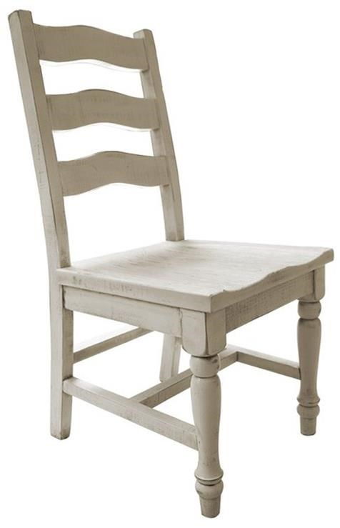 Rock Valley Solid Wood Chair by International Furniture Direct at Darvin Furniture