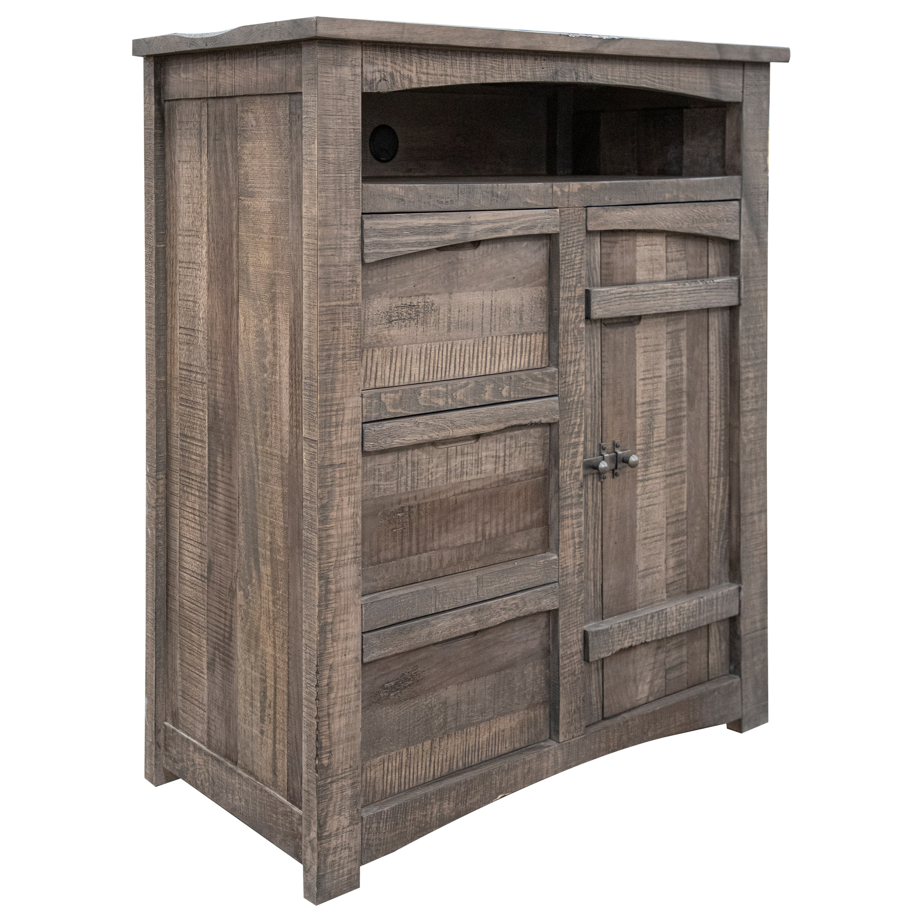San Antonio Chest  by International Furniture Direct at Zak's Home