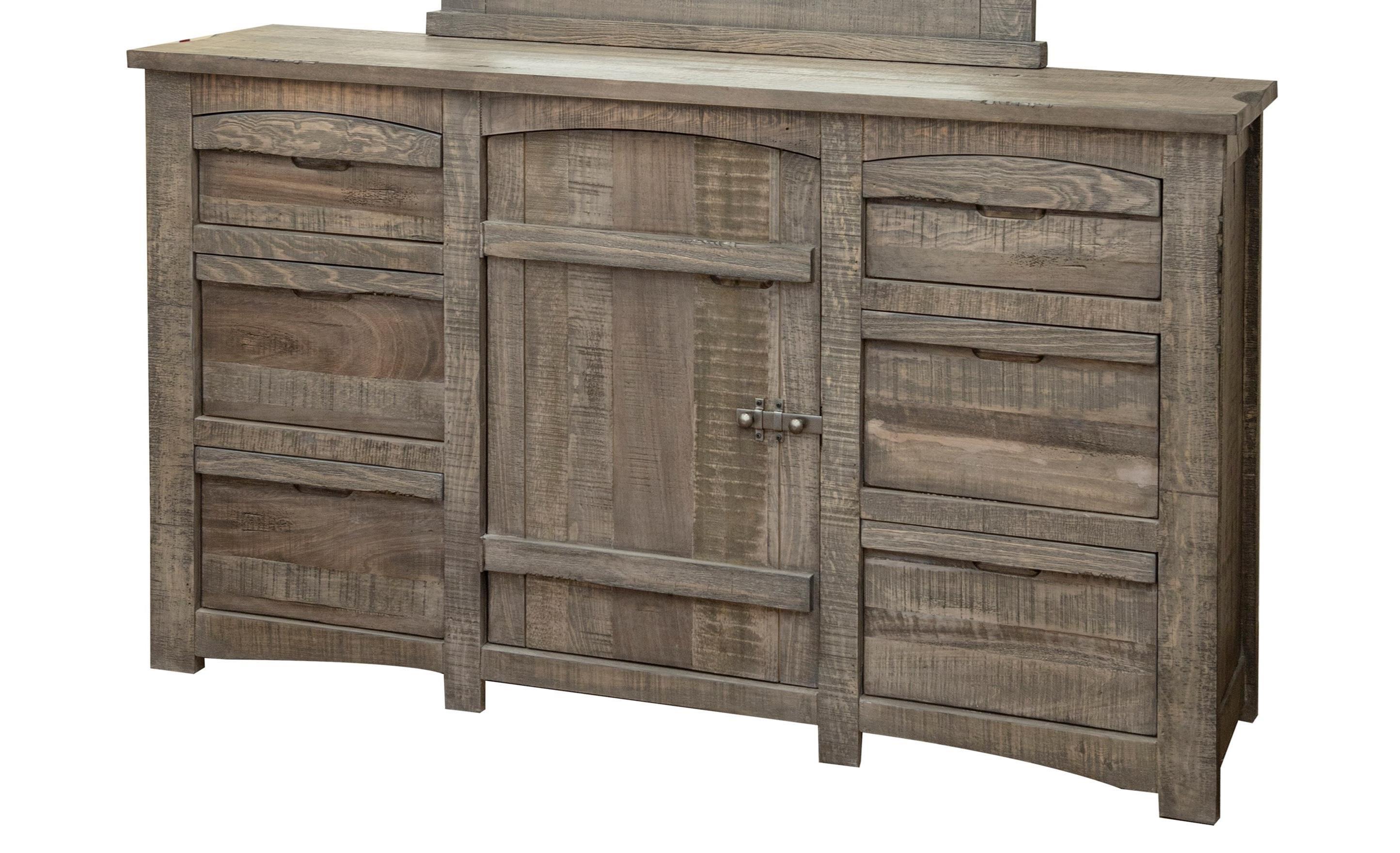 San Antonio Dresser by International Furniture Direct at Houston's Yuma Furniture