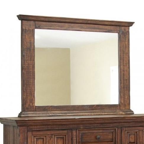 Terra Mirror by International Furniture Direct at Goods Furniture