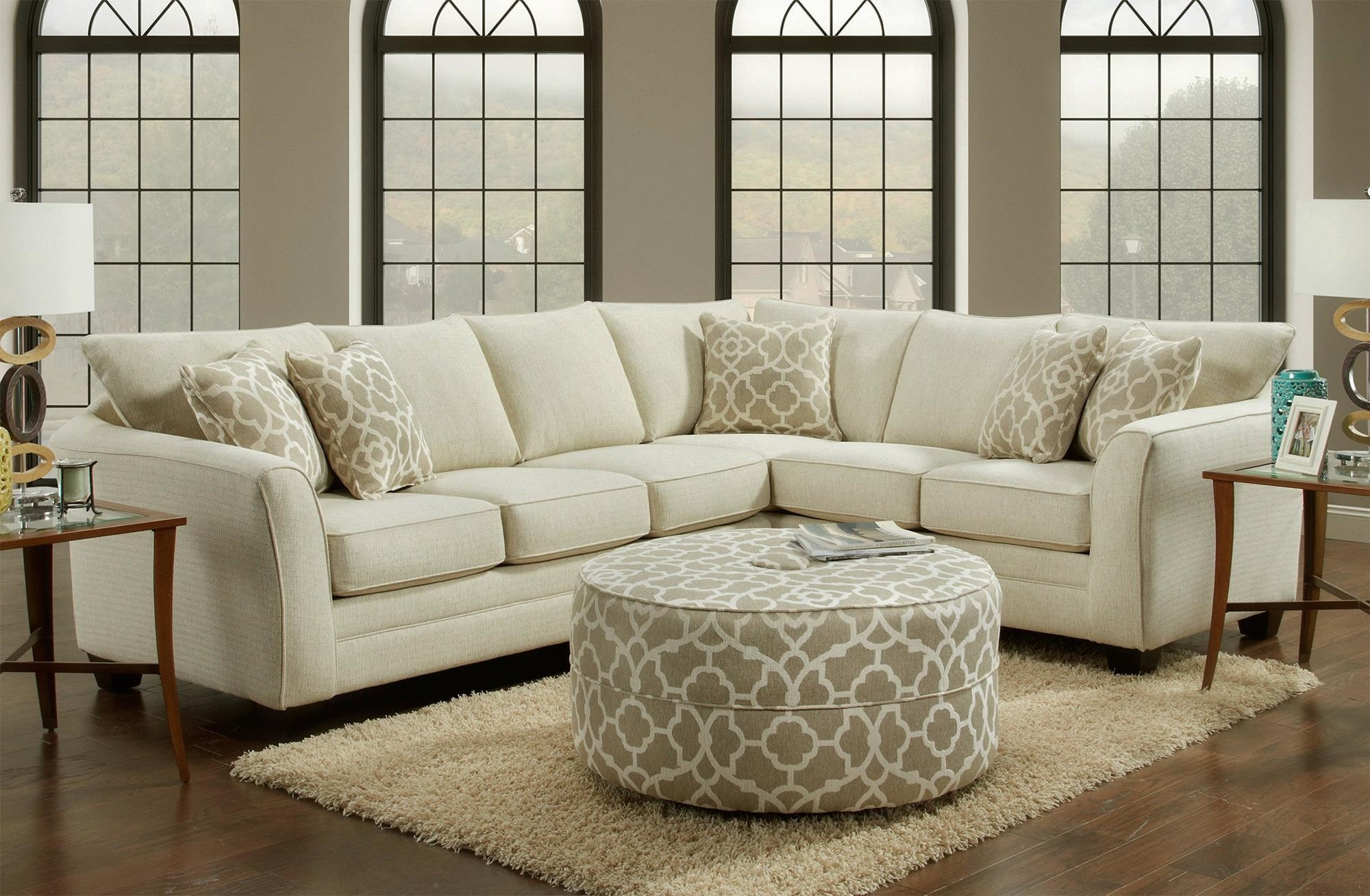 Big Ben 2PC Sectional Sofa at Rotmans
