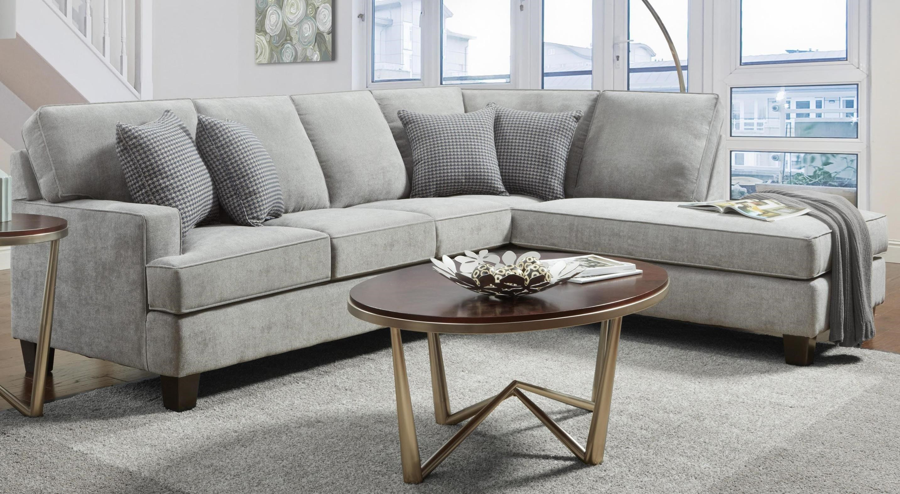 Melba 2PC Sectional Chaise Sofa at Rotmans
