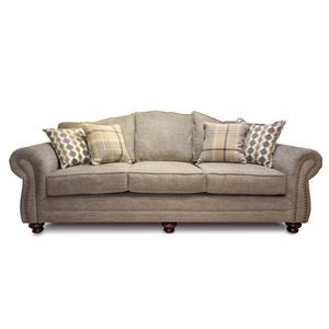 Roll Arm Sofa