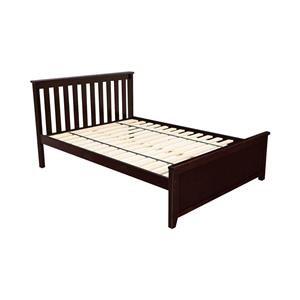Dover Full Bed in Espresso