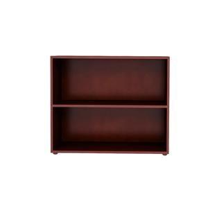 Low Bookcase in Espresso