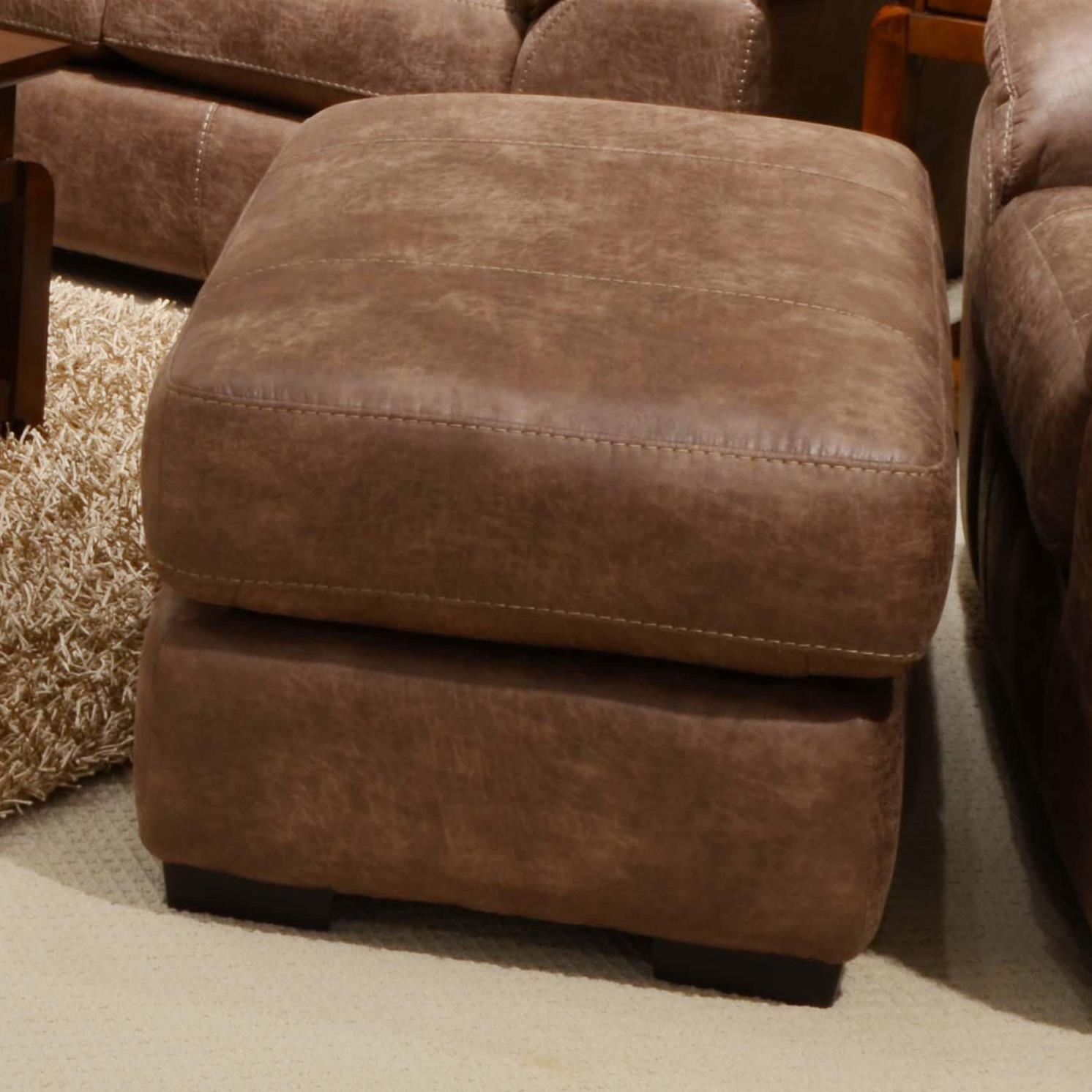 Grant Ottoman by Jackson Furniture at A1 Furniture & Mattress