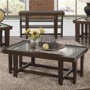 Jackson Furniture Easton Easton Cocktail Table