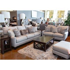 Jackson Furniture Ackland Sofa & Loveseat
