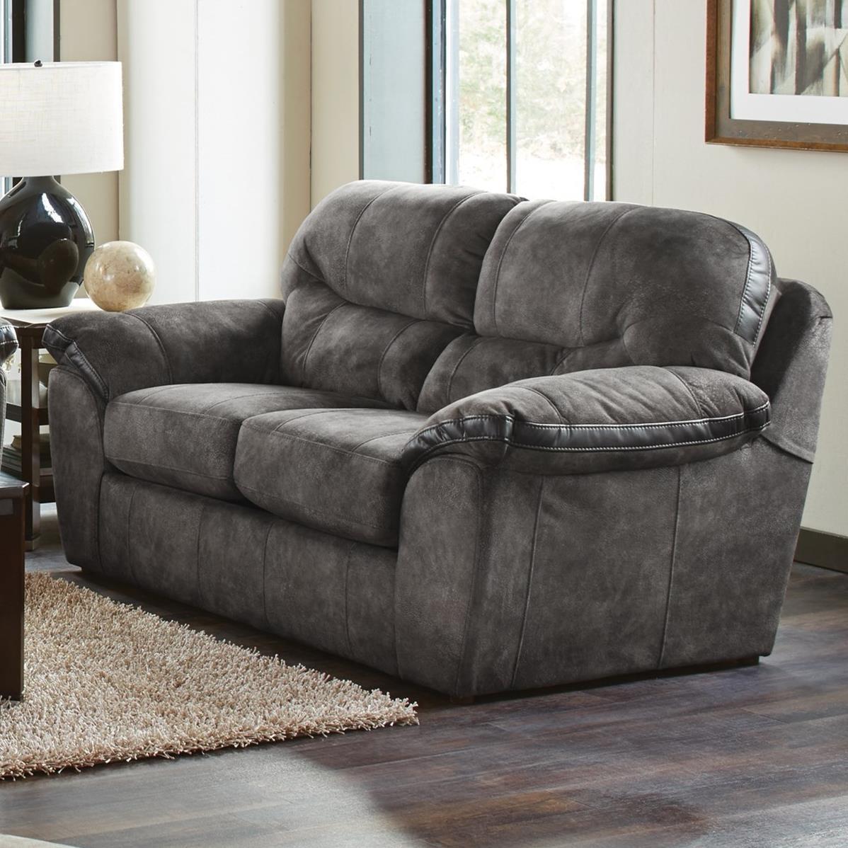Atlee Loveseat by Jackson Furniture at Lapeer Furniture & Mattress Center