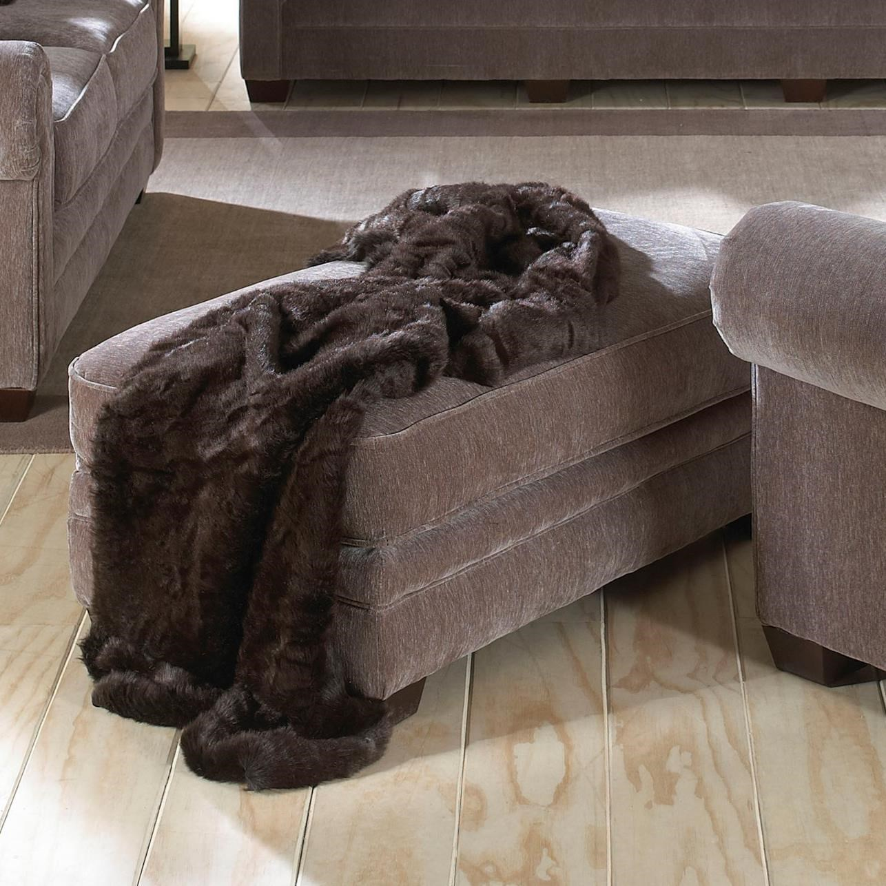 Austin Ottoman by Jackson Furniture at EFO Furniture Outlet