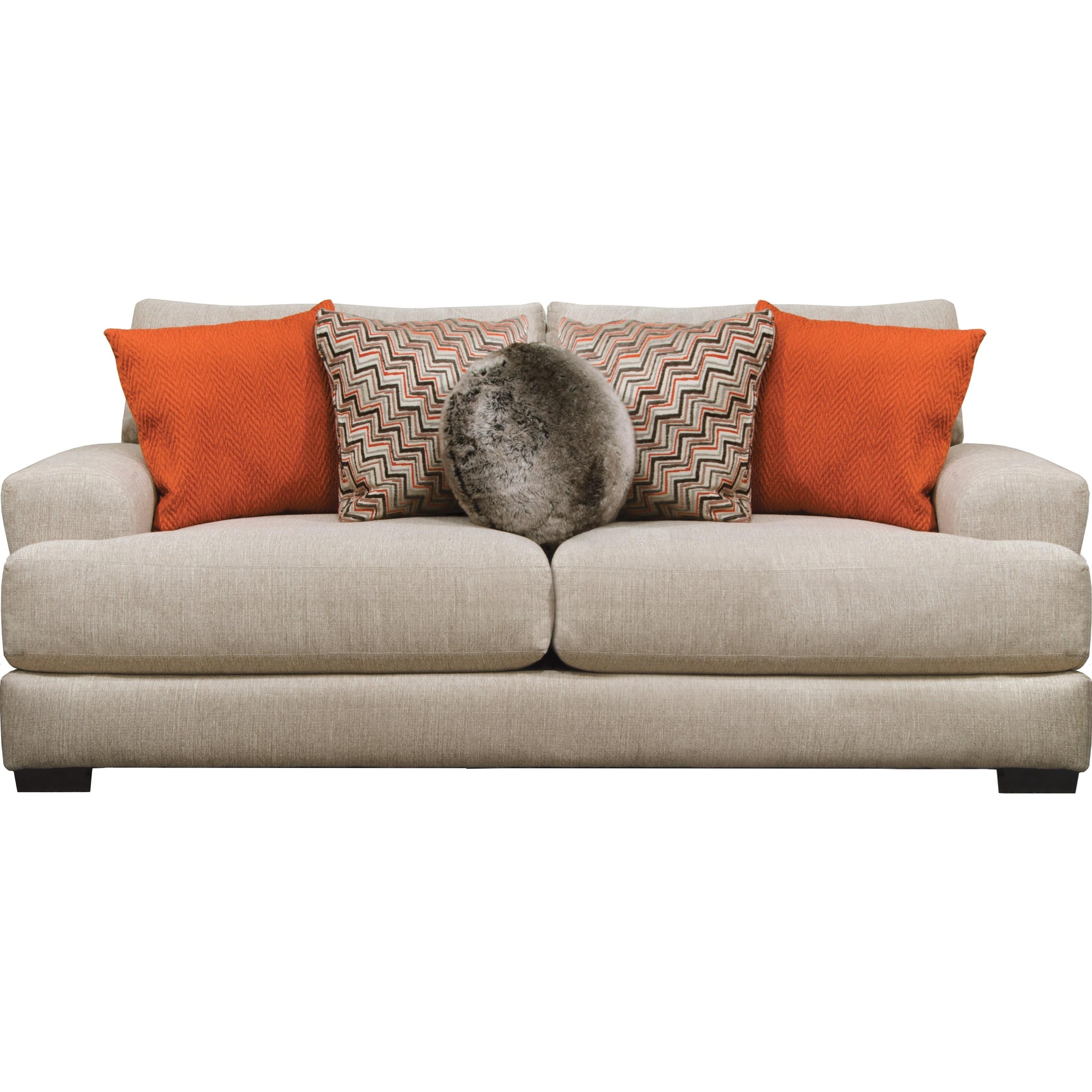 Ava Sofa w/ USB Port by Jackson Furniture at Lapeer Furniture & Mattress Center
