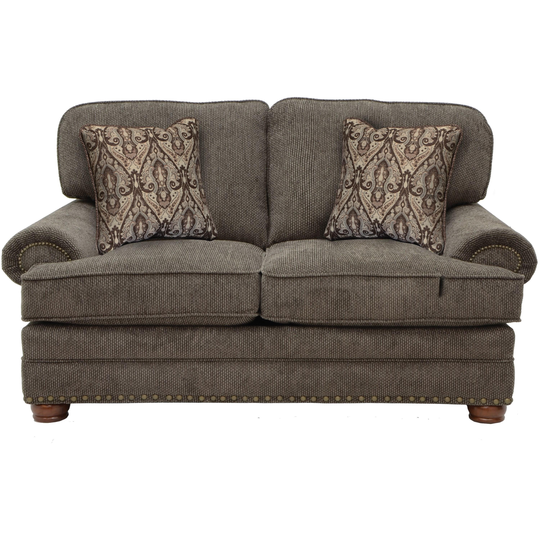 Braddock Loveseat by Jackson Furniture at Lapeer Furniture & Mattress Center
