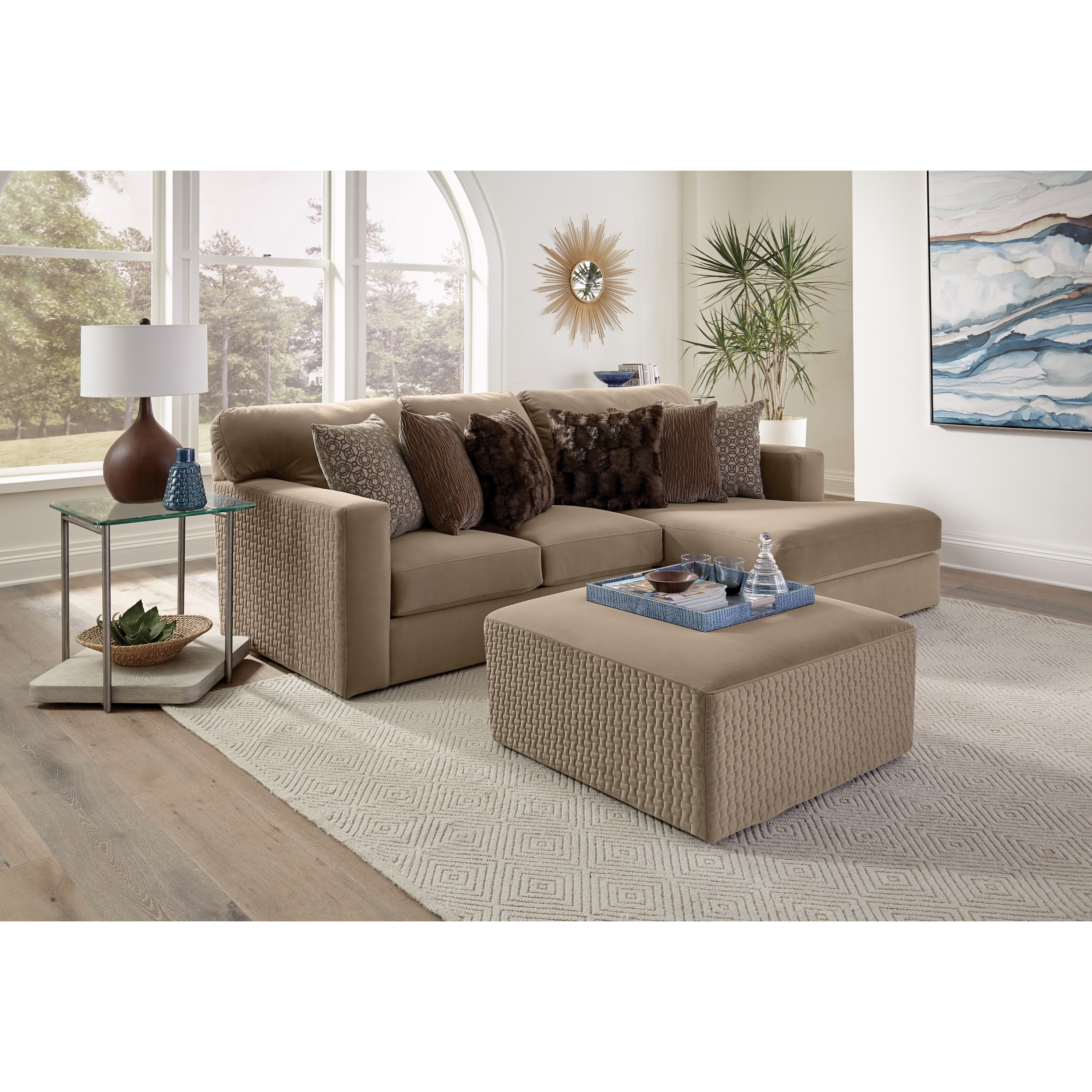 Carlsbad Living Room Group by Jackson Furniture at Northeast Factory Direct