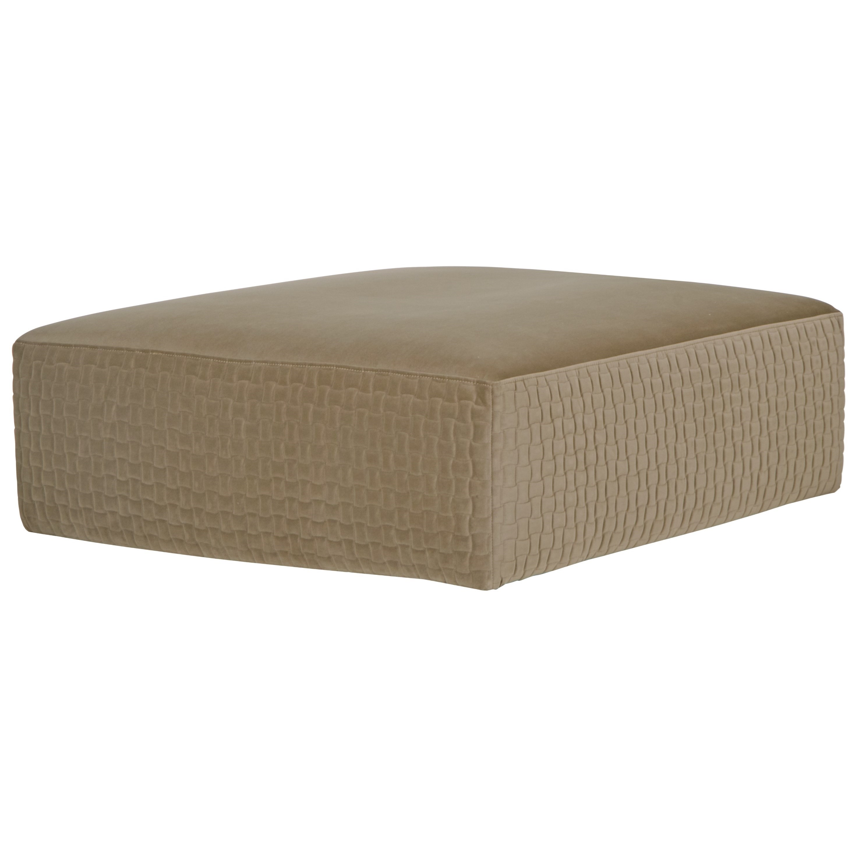 Carlsbad Cocktail Ottoman by Jackson Furniture at Northeast Factory Direct