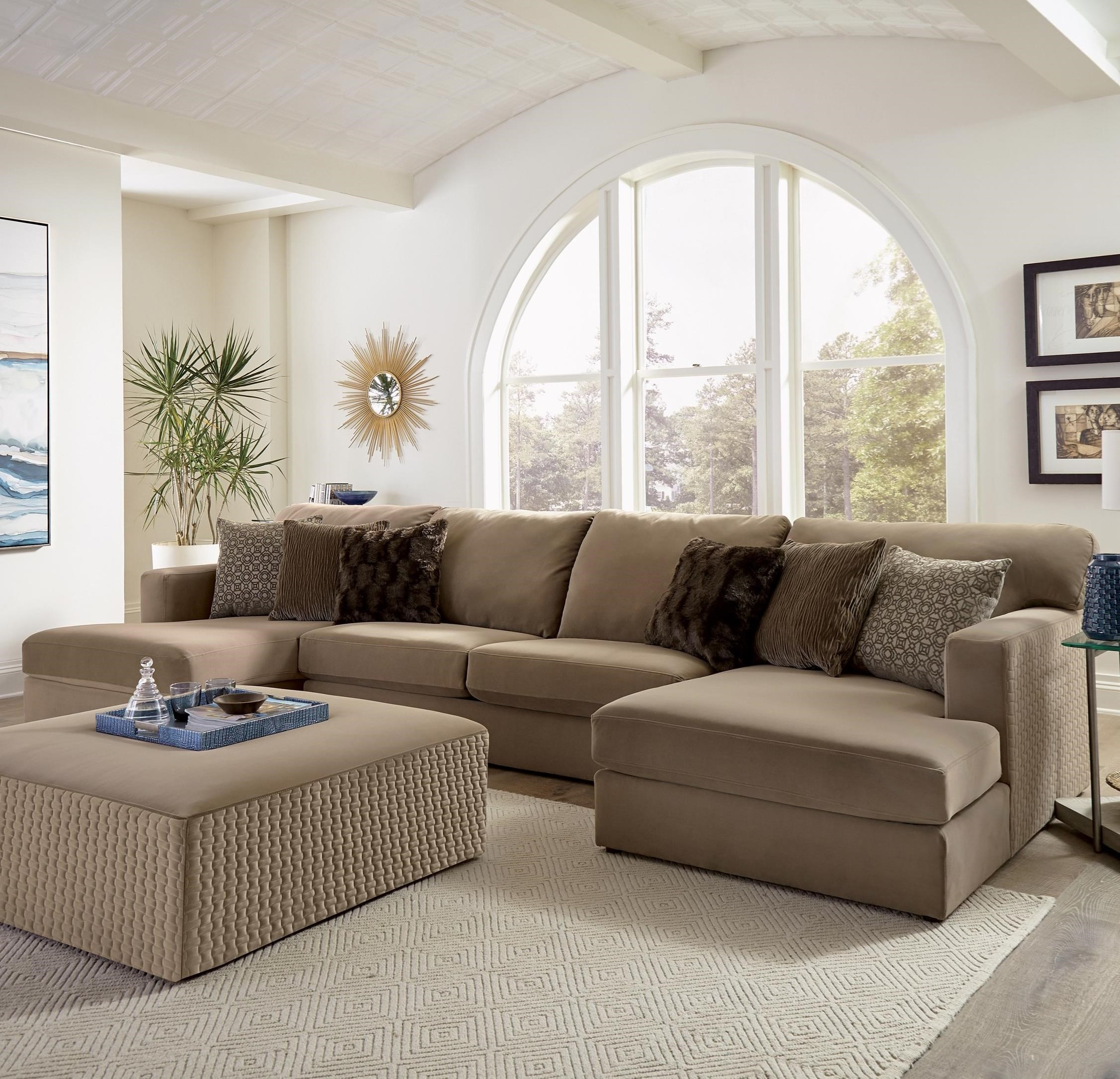 Carlsbad U-Shape Sectional by Jackson Furniture at Northeast Factory Direct