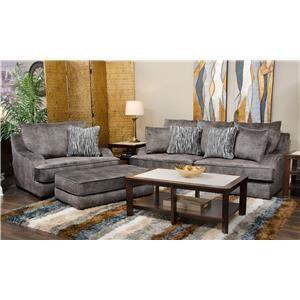 Sofa, Chair, and Ottoman Group