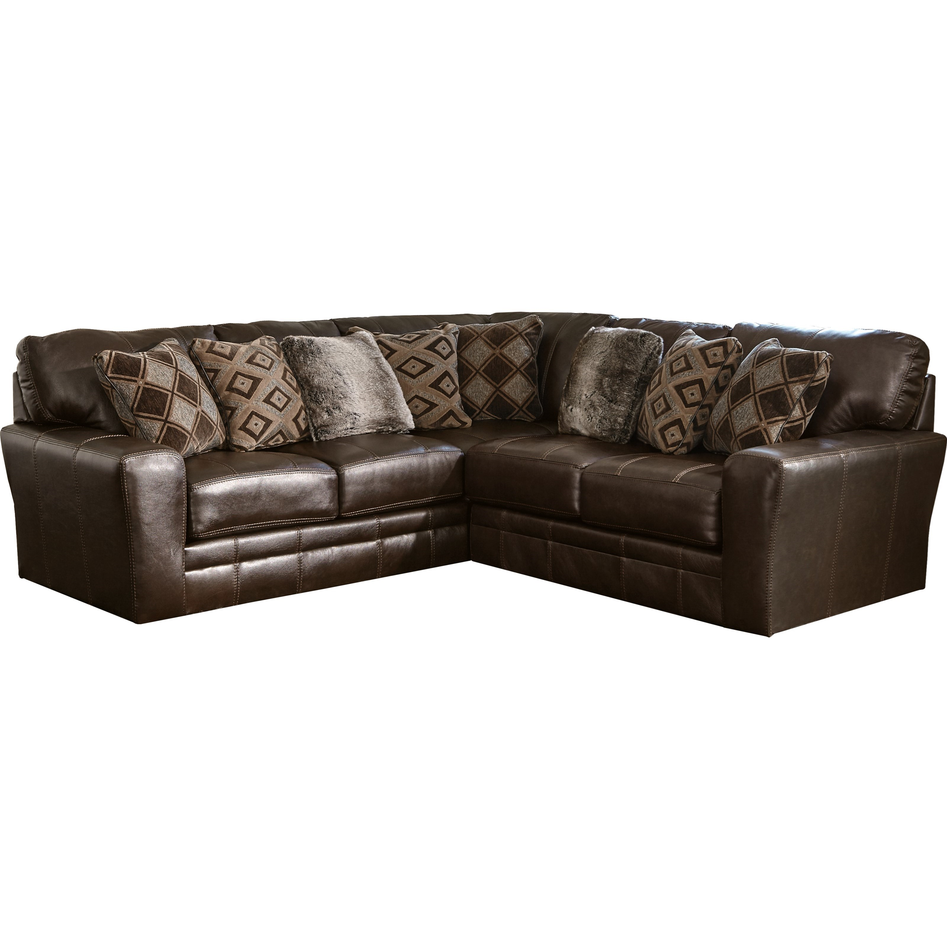 Denali 2 Piece Sectional by Jackson Furniture at Northeast Factory Direct