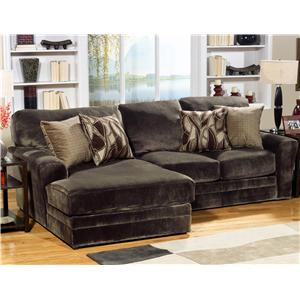 Jackson Furniture 4377 Everest Sectional Sofa
