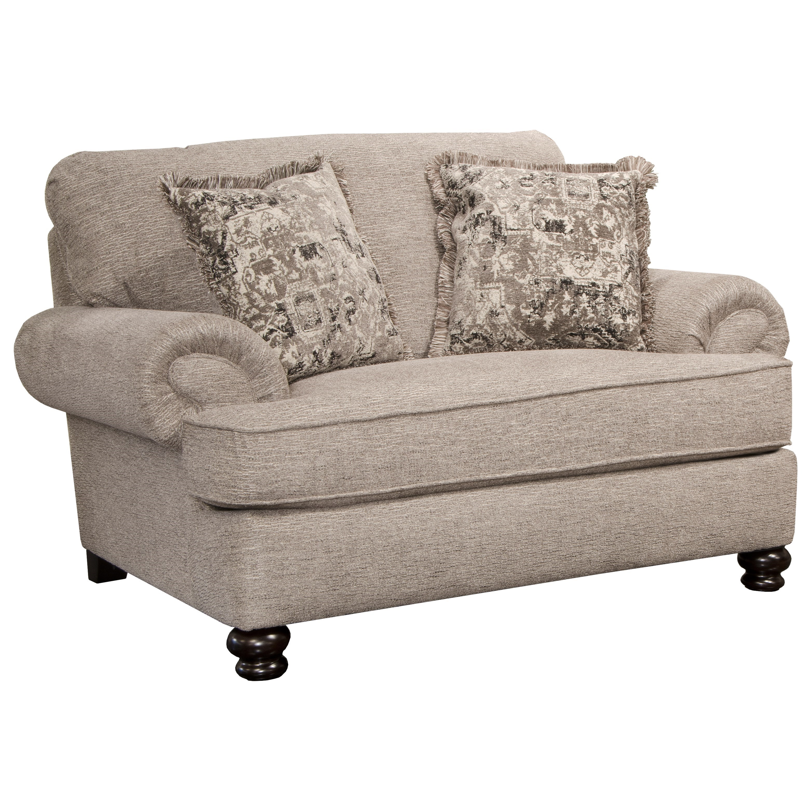 Freemont Chair and a Half by Jackson Furniture at Value City Furniture