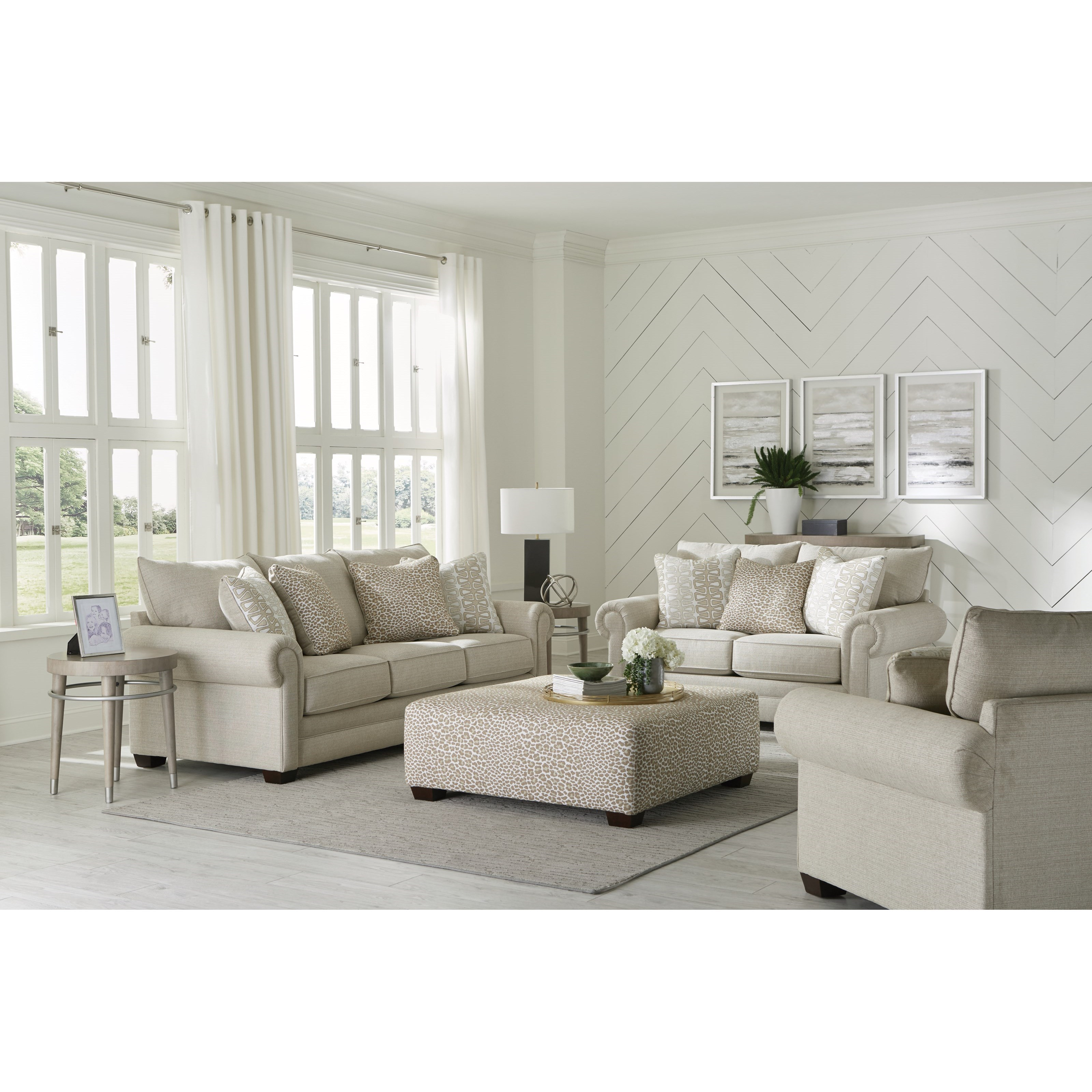 Havana Living Room Group by Jackson Furniture at Northeast Factory Direct
