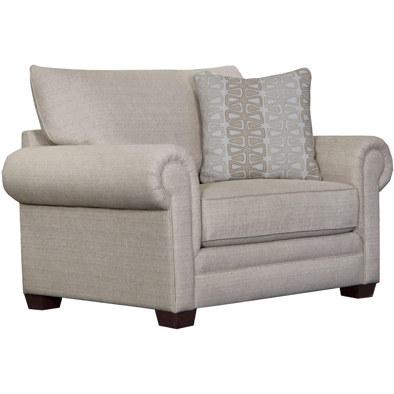 Havana Chair 1/2 by Jackson Furniture at Lapeer Furniture & Mattress Center