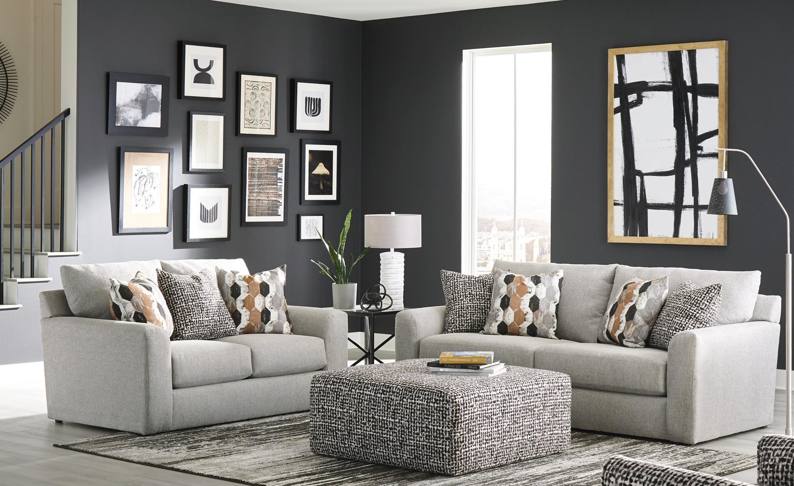 Hooten Living Room Group by Jackson Furniture at Northeast Factory Direct
