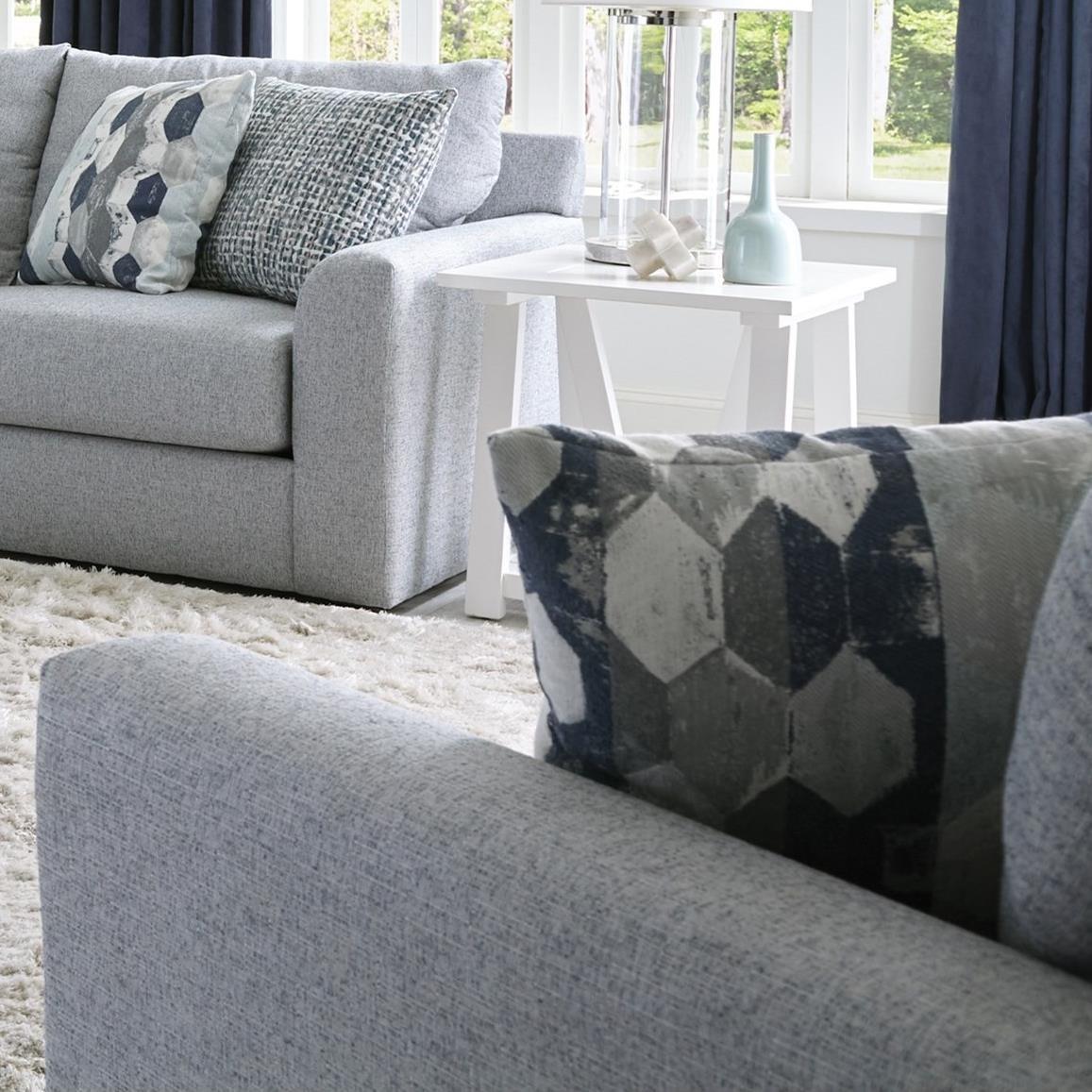 Hooten Chair and a Half by Jackson Furniture at Bullard Furniture