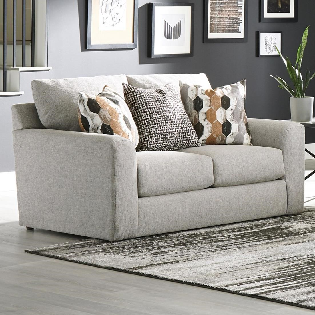 Hooten Loveseat by Jackson Furniture at Northeast Factory Direct
