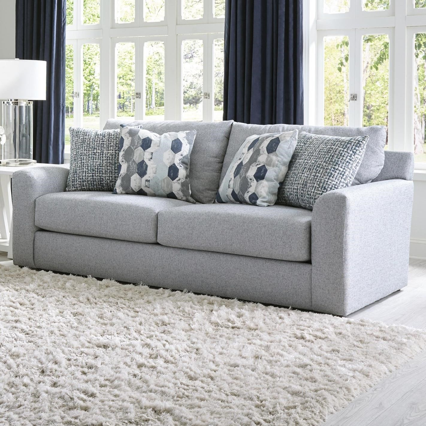 Hooten Sofa by Jackson Furniture at EFO Furniture Outlet