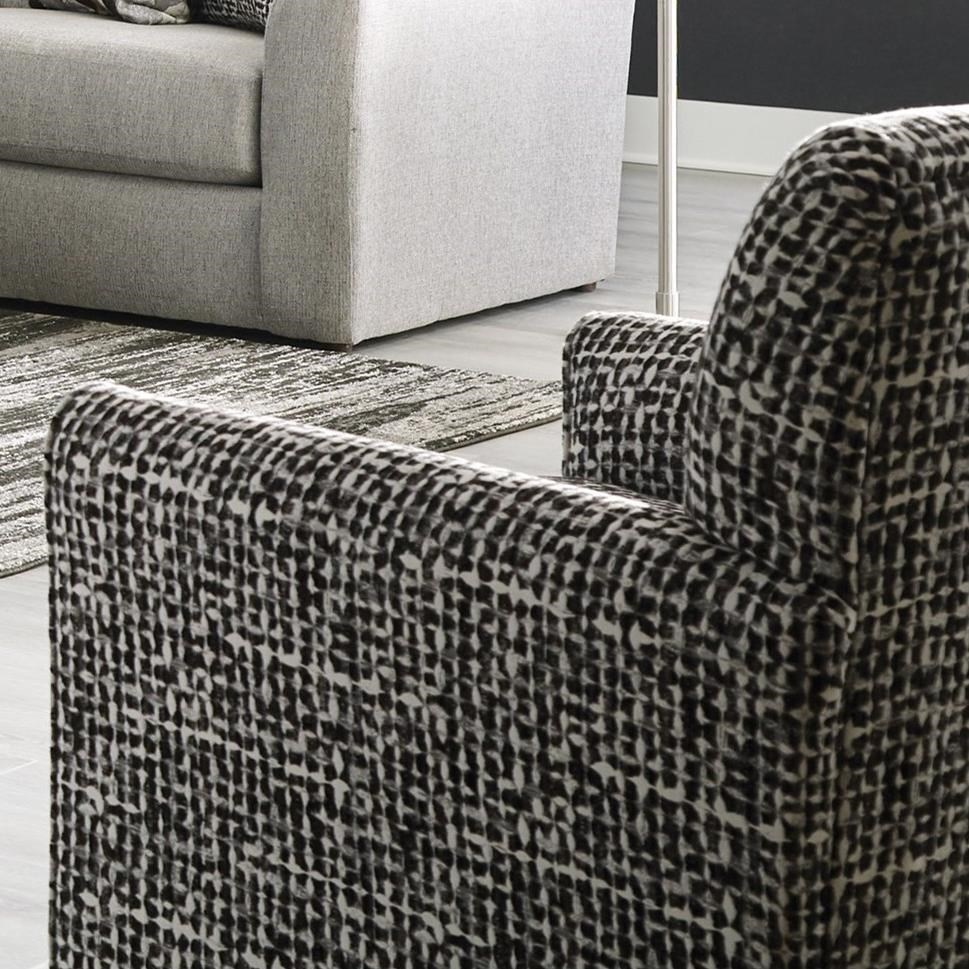 Hooten Swivel Chair by Jackson Furniture at Northeast Factory Direct