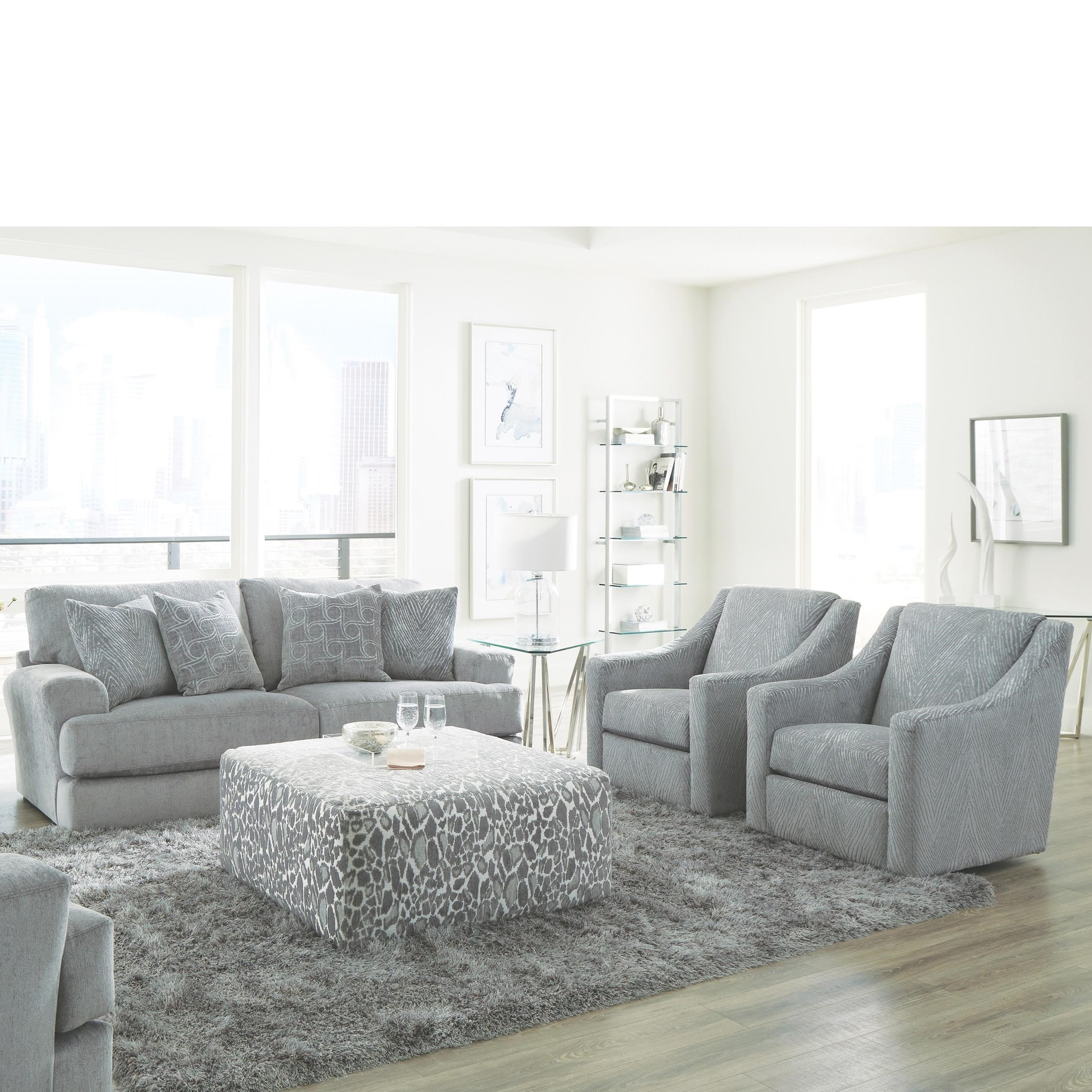 Lamar Living Room Group by Jackson Furniture at Northeast Factory Direct