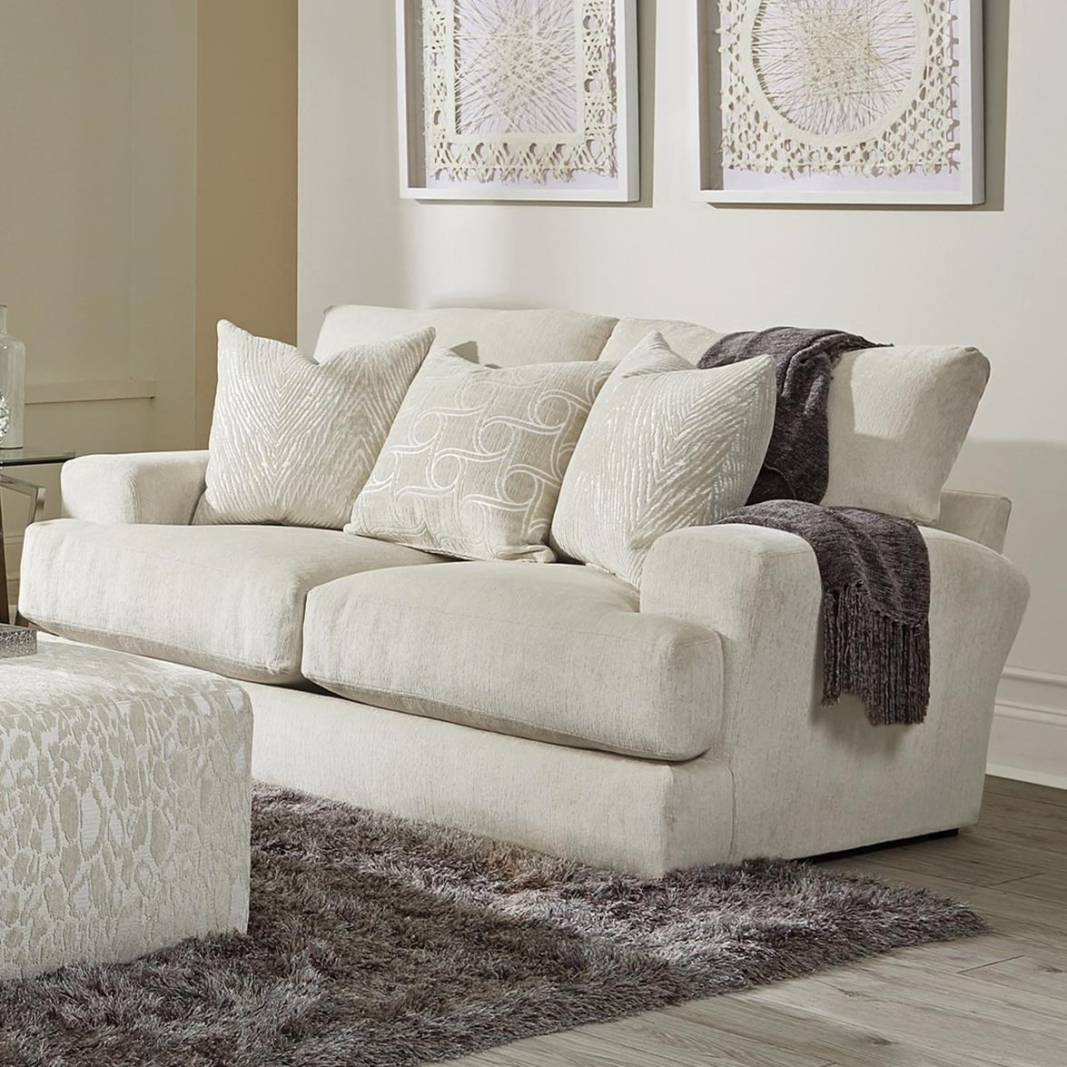 Lamar Loveseat by Jackson Furniture at Northeast Factory Direct