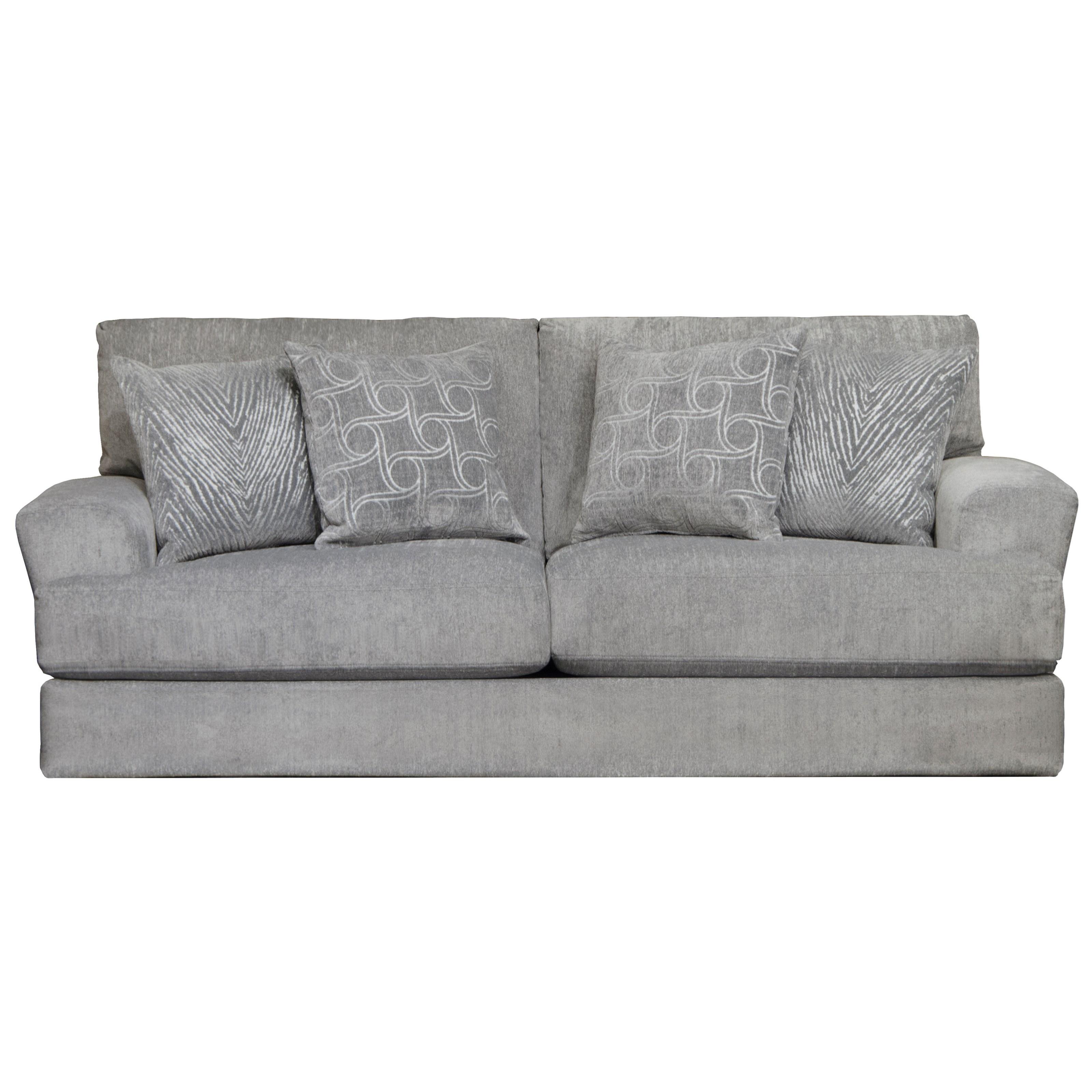 Lamar Sofa by Jackson Furniture at Furniture Fair - North Carolina