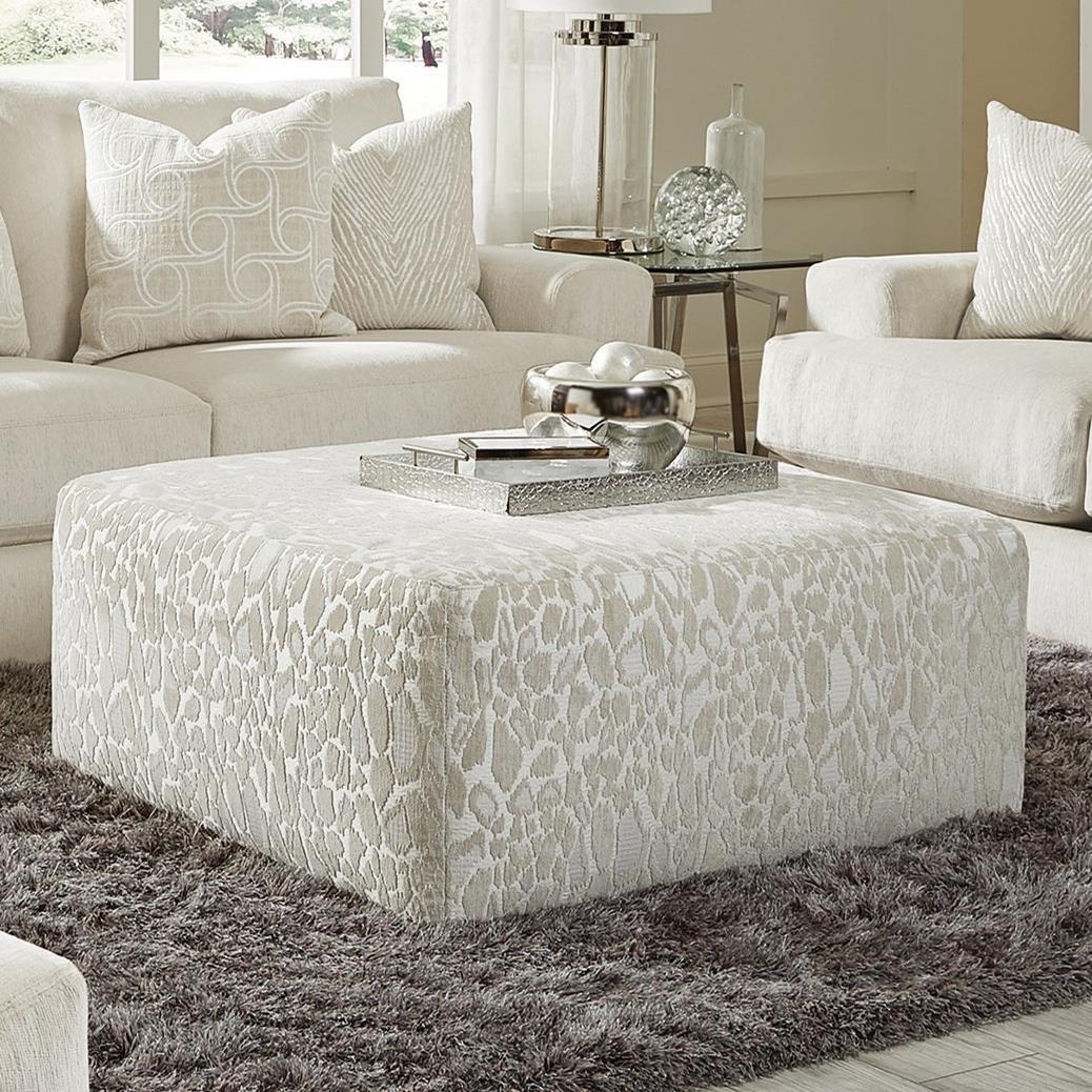 Lamar Cocktail Ottoman by Jackson Furniture at Standard Furniture