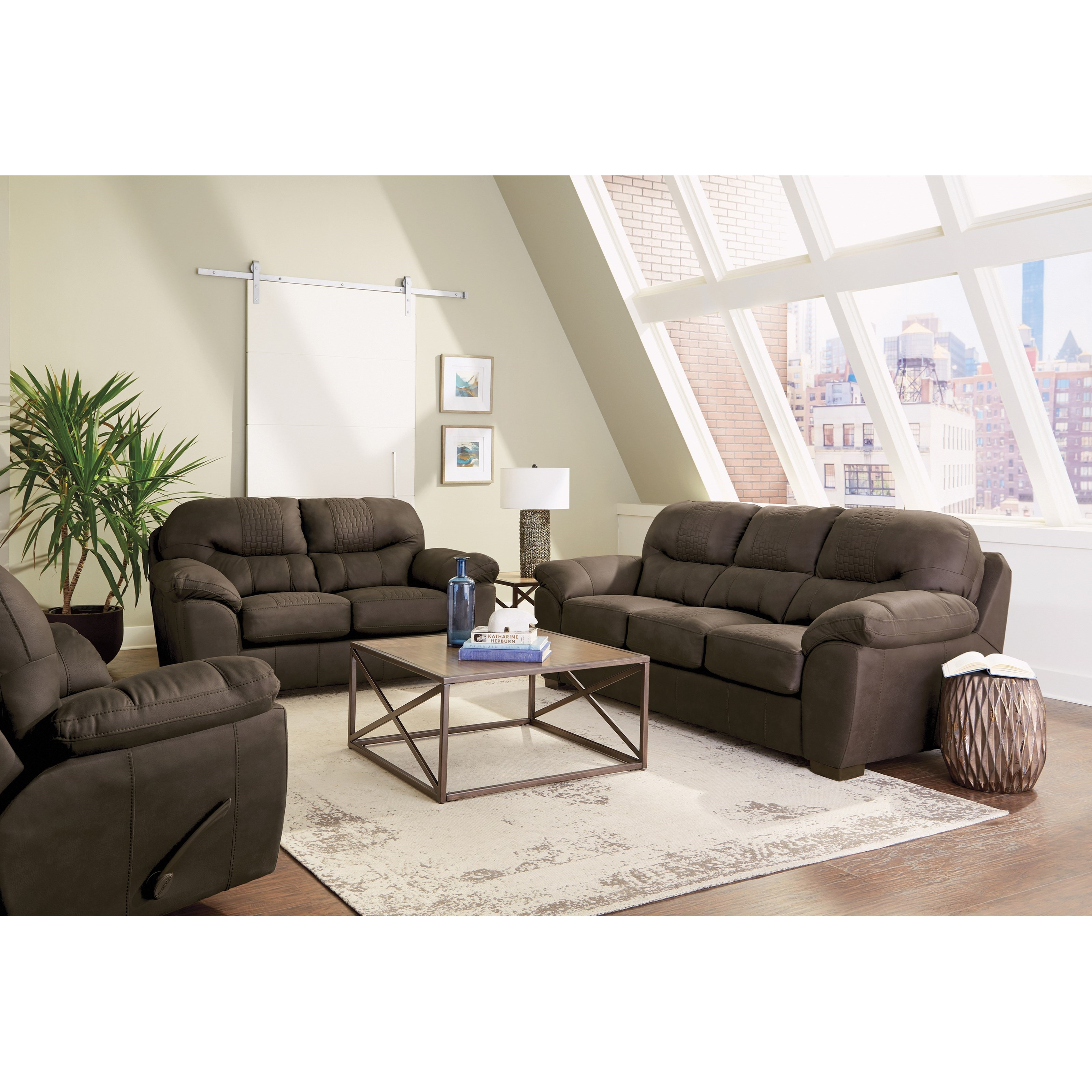 Legend Stationary Living Room Group by Jackson Furniture at Northeast Factory Direct