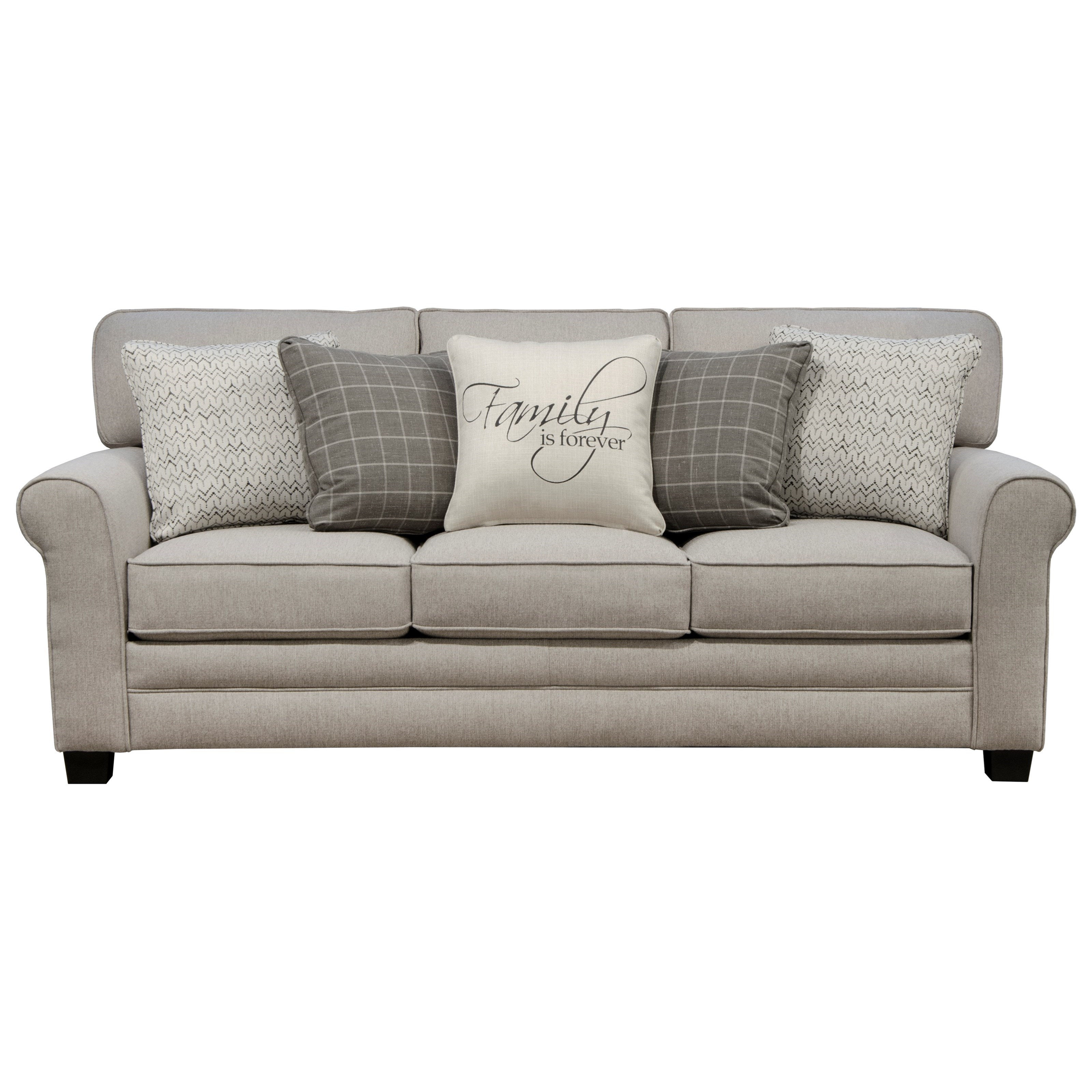 Lewiston Sofa by Jackson Furniture at Zak's Home
