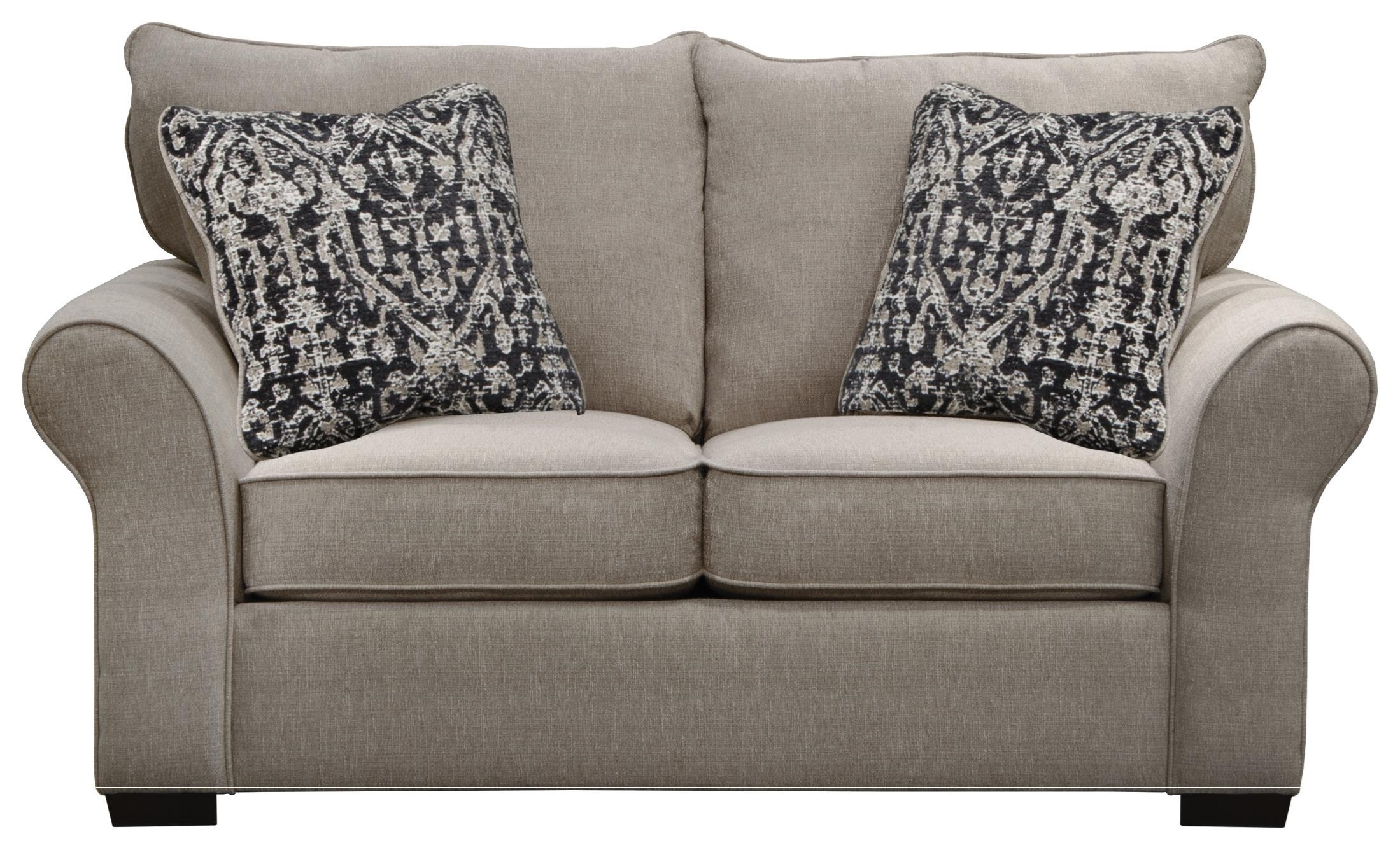 Maren Loveseat by Comfy by Jackson at Ruby Gordon Home