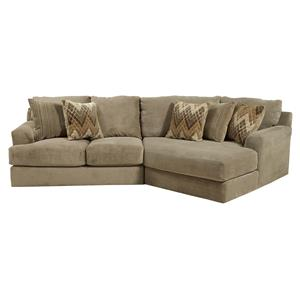 Small Three Seat Sectional Sofa