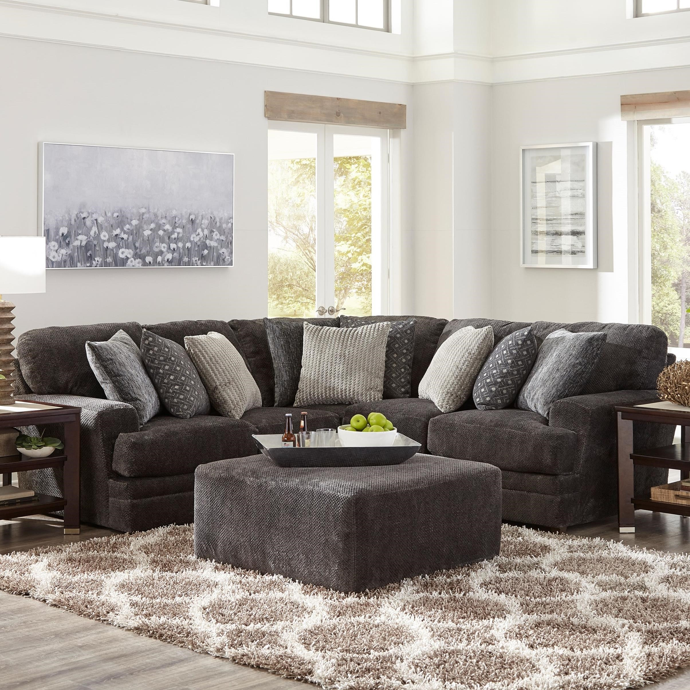 Mammoth Stationary Living Room Group by Jackson Furniture at Bullard Furniture