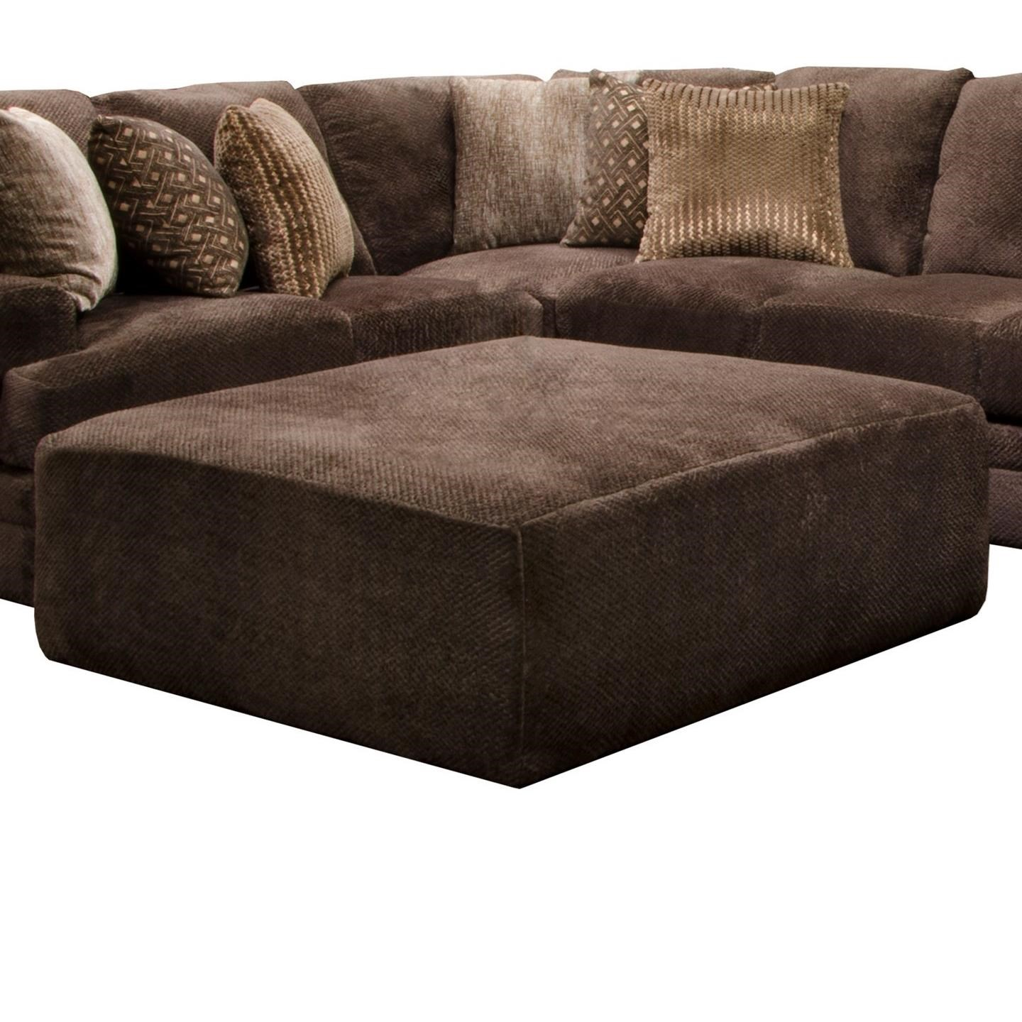 Mammoth Cocktail Ottoman by Jackson Furniture at Northeast Factory Direct