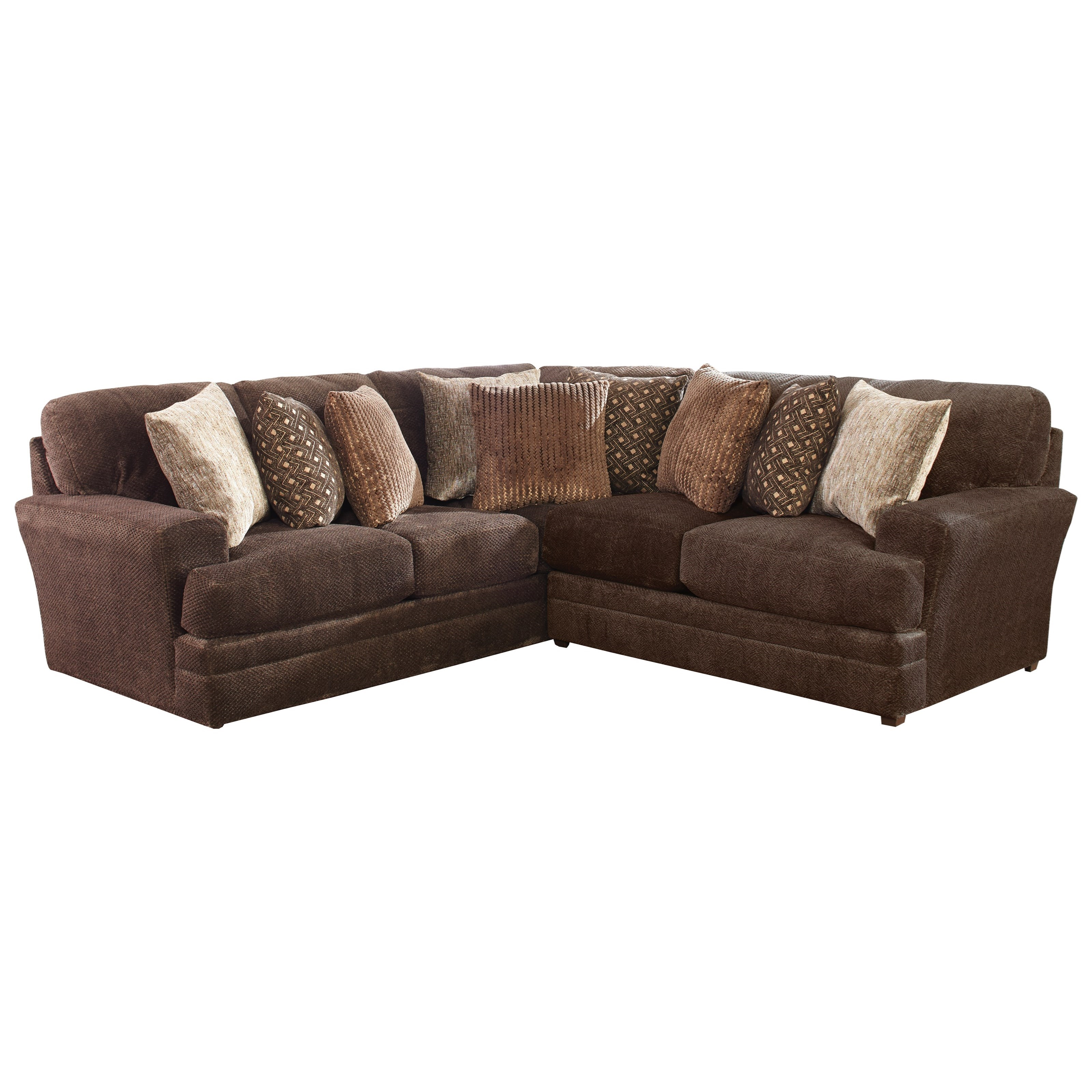 Mammoth 2 Piece Sectional by Jackson Furniture at Lapeer Furniture & Mattress Center