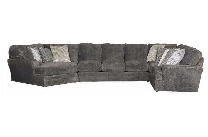 Mammoth RAF Sectional Sofa by Jackson Furniture at Johnny Janosik