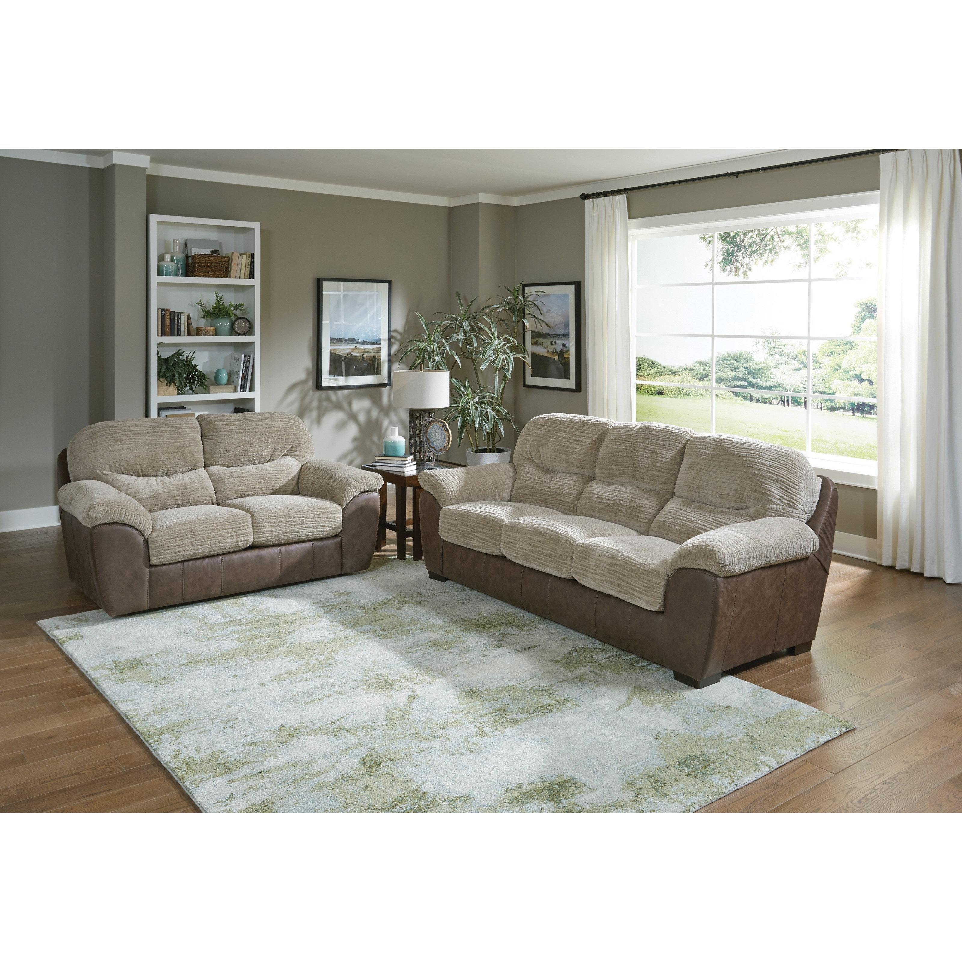 McMahon Living Room Group by Jackson Furniture at Lapeer Furniture & Mattress Center