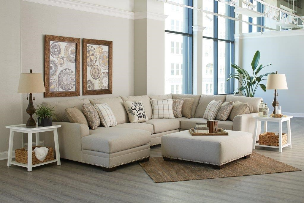 Middleton 3 Piece Left Side Chaise Sectional by Jackson Furniture at Johnny Janosik