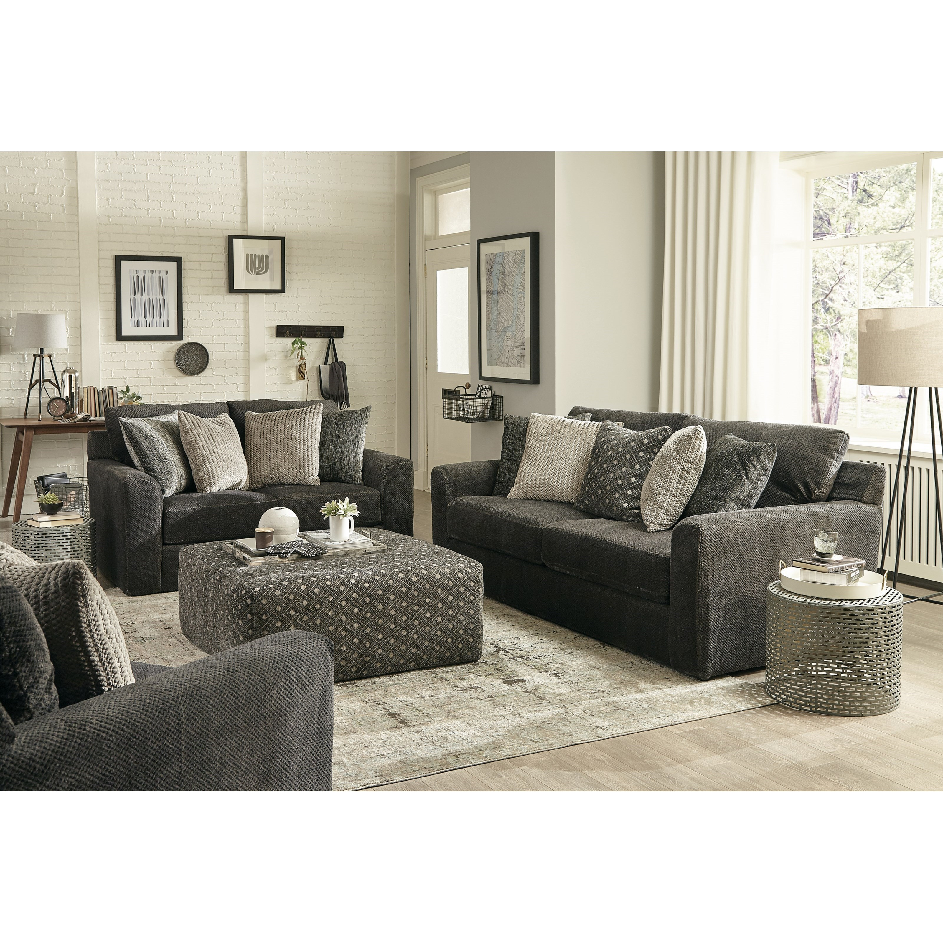 Midwood Living Room Group by Jackson Furniture at Northeast Factory Direct
