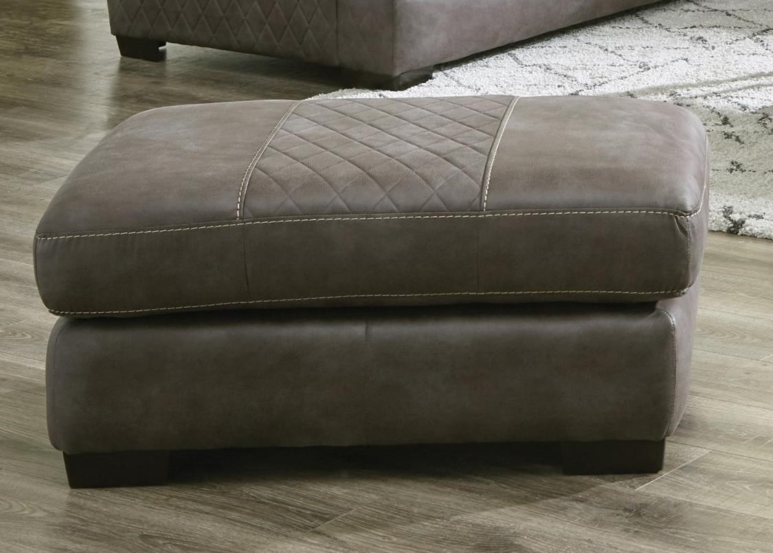 Rory Ottoman by Jackson Furniture at Virginia Furniture Market