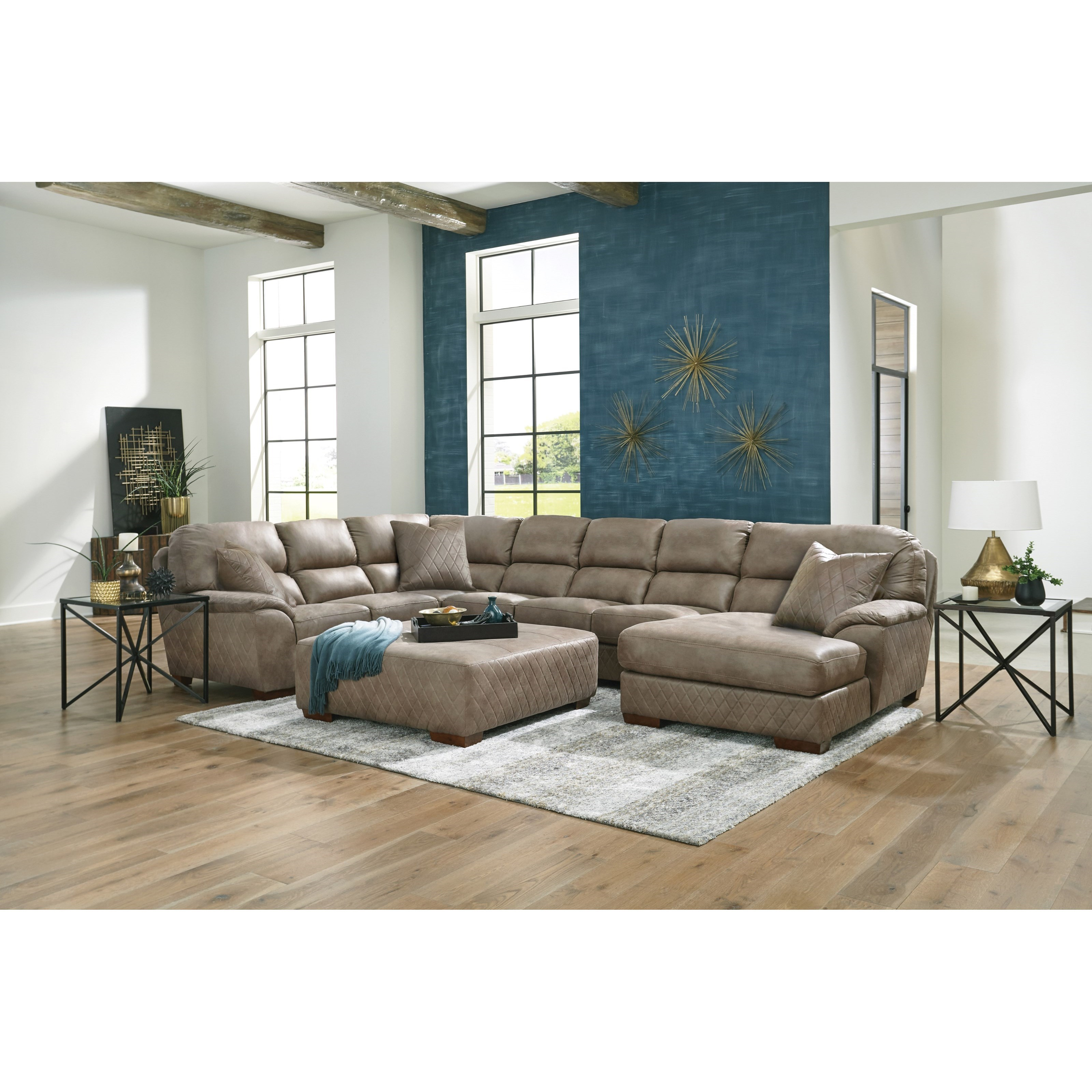 Royce Living Room Group by Jackson Furniture at Northeast Factory Direct