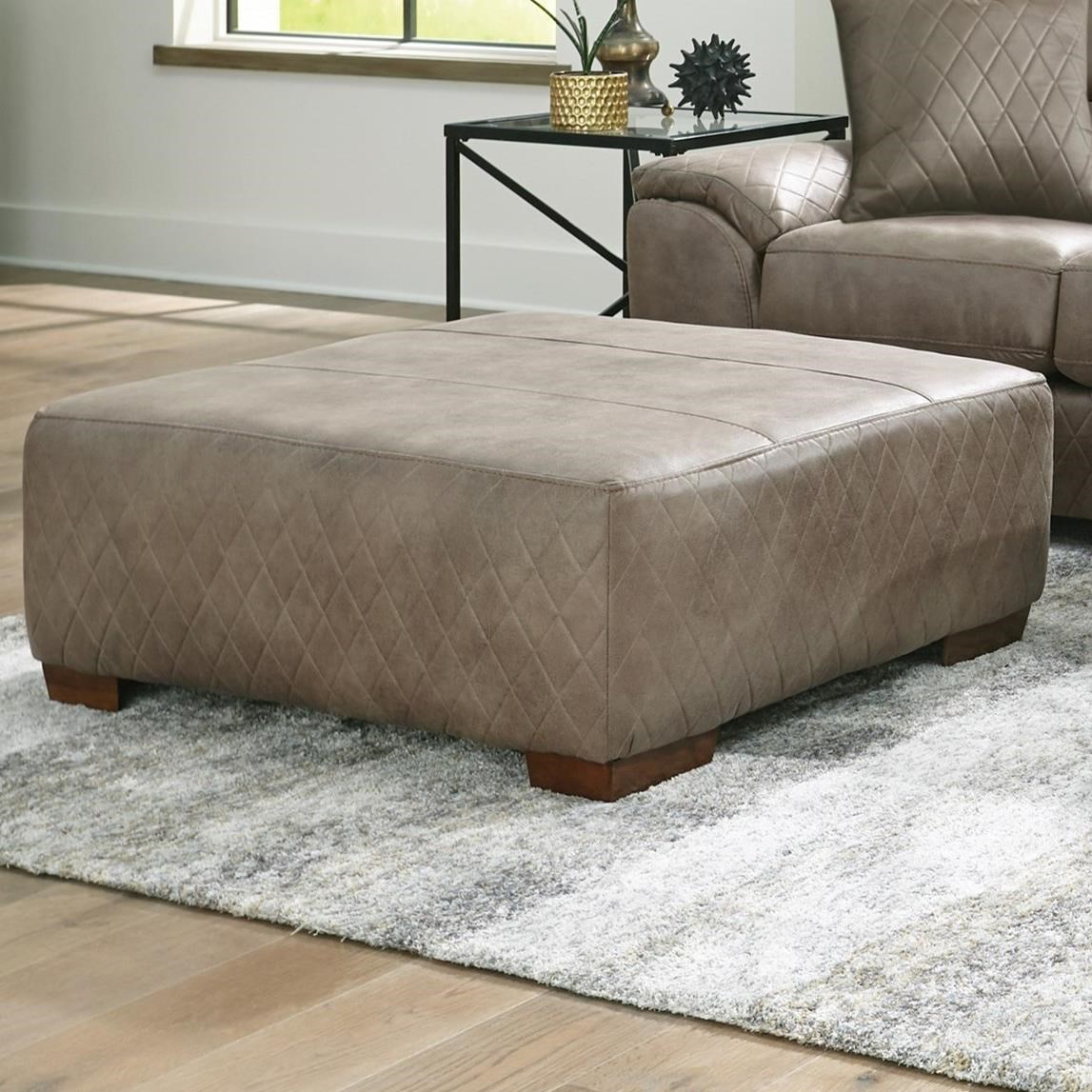 Royce Cocktail Ottoman by Jackson Furniture at EFO Furniture Outlet